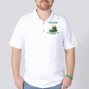 Ranger Code Golf Shirt